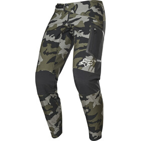 Fox Defend Fire Hose Herren green camo